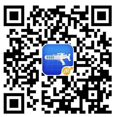 QR code приложения AR GAME