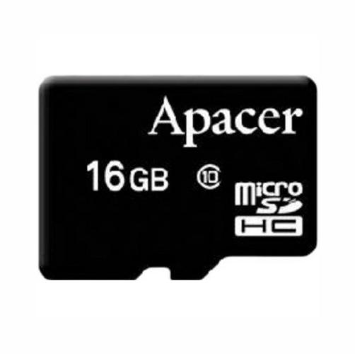microSDHC Apacer 16 Gb class 10