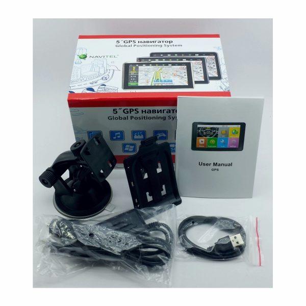 GPS-Навигатор-Pioneer-5``_box