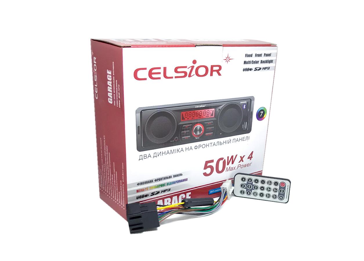 Celsior GARAGE - магнитола с встроенными динамиками