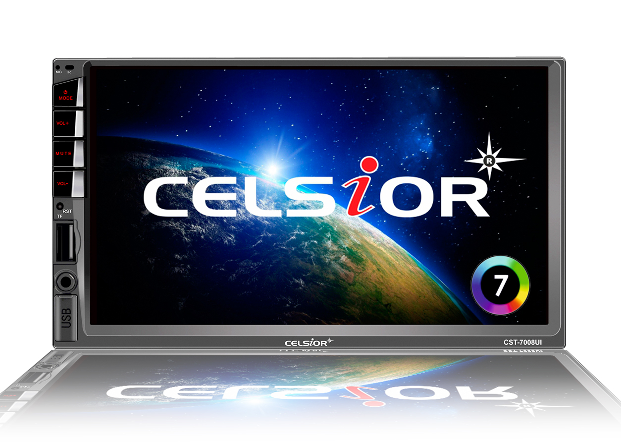 2Din Celsior 7008UI