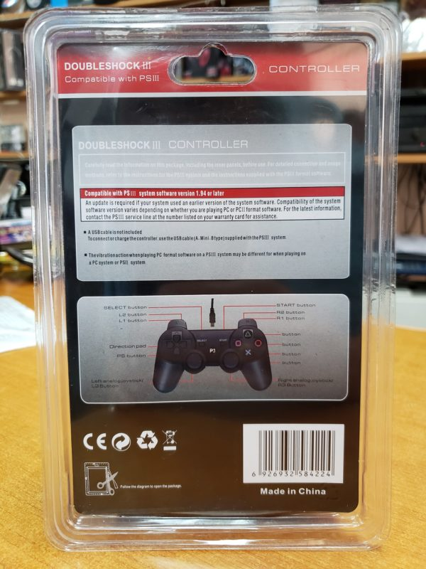 Геймпад для PS3