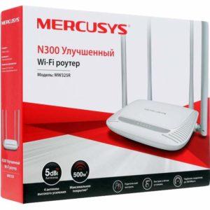 WI-FI Router Mercusys N300 MW325R