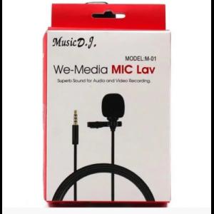 We-Media mic Lav-M1