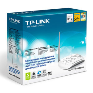 Wi-Fi Router TP-Link TD-W8951ND