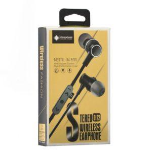 Bluetooth-наушники Deepbass D-22 Black