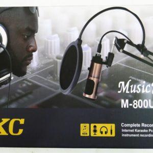 Конденсаторный микрофон UKC M-800U