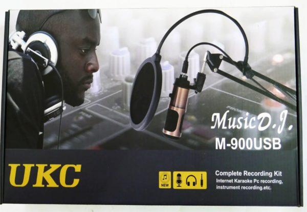 Конденсаторный микрофон UKC M-900USB