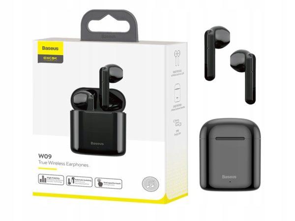 Bluetooth наушники Baseus w09