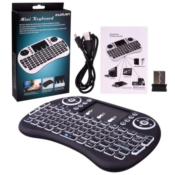 Bluetooth Mini Keyboard 4467