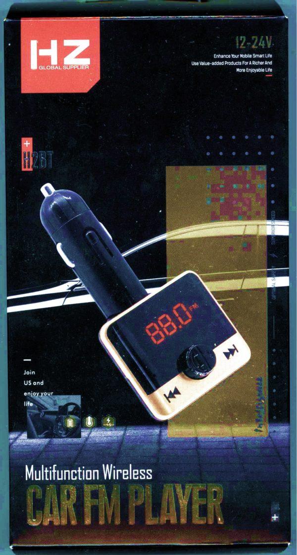 HZ car fm-player H2BT