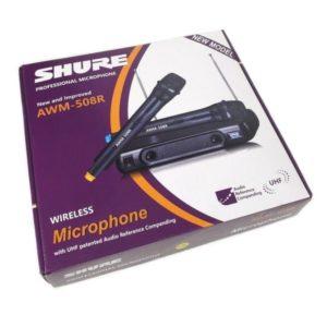 Микрофонная радиосистема Shure AWM-508R