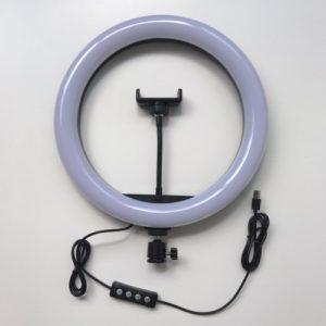 Кольцевая лампа smn-12