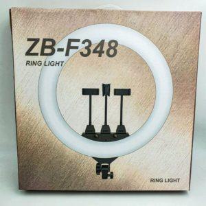 Кольцевая лампа ZB-F348