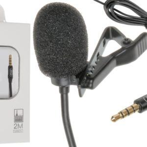 Микрофон петличный Lavalier XO-MKF01