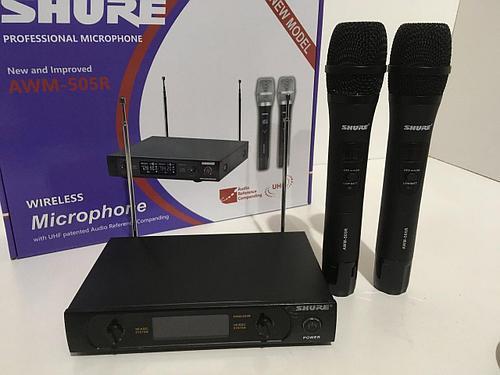 Микрофонная радиосистема Shure AWM-505R