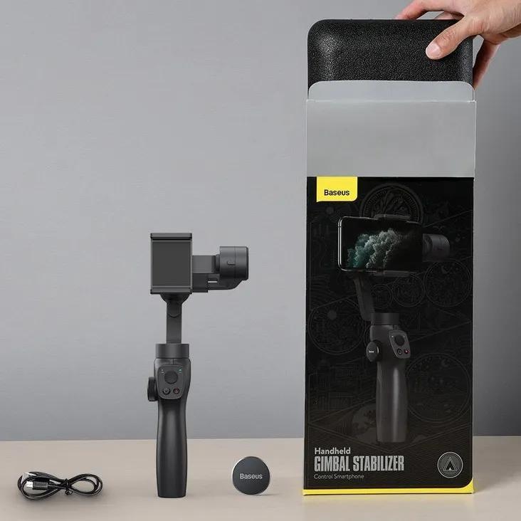 3-х осевой стабилизатор для смартфона Baseus