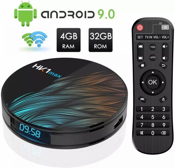 Smart TVBox HK1 Max